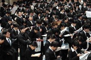 调查显示日本企业为确保人才煞费苦心