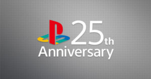 初代PlayStation迎来25周年纪念