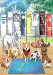 动画《织田肉桂信长》1月10日开始播出,主视觉图、本预告篇解禁