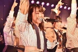 最后一名一期生AKB48成员宣布毕业
