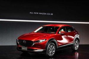 品牌最强引擎预告马自达日规CX-30下月加入新动力