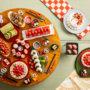 东京台场希尔顿酒店—一期一会的和风草莓甜点(东京)