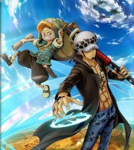 《One Piece World Seeker 航海王寻秘世界》第三波DLC剧情「未完成的地图」下载开始