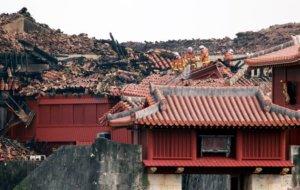 日本确定首里城重建方针:按1992年图纸原样重建