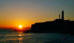 日本本岛平地最早的日出:千叶县犬吠埼