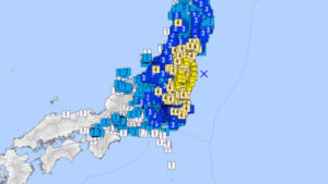 日本2019地震逾千次屋损上千栋逾40伤