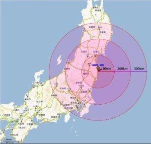 福岛清理作业减少辐射污染但未处理森林区