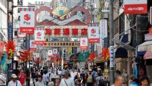 路透:衰退风险高日本准备祭出1,200亿美元刺激方案