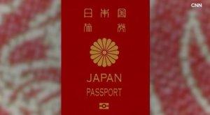 日本护照全世界最好用有护照人口却不到四分之一
