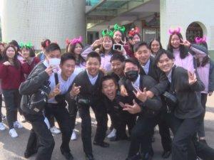 榖保家商喜迎日本高校生分享技职校育