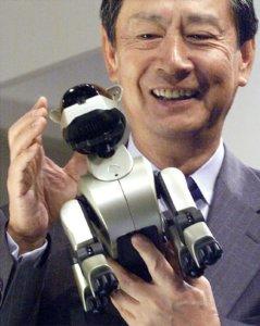 日本机器狗也办葬礼致词、诵经一样不少