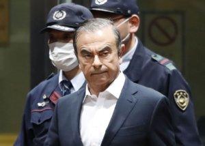 交保候审的前日产执行长高恩逃离日本飞抵黎巴嫩
