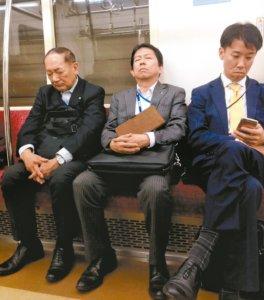 2019年度日本电车内扰人榜此恶行挤下去年冠军