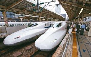 日新干线催动全球高铁竞赛