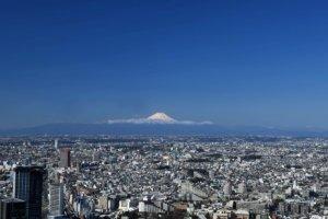登上Shibuya Scramble Square远眺富士山亮点票价交通一次看