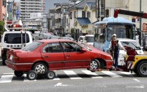 高龄驾驶频肇事频传日本推减少老人开车规定每3年换照一次