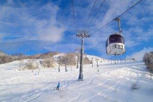 夕张滑雪度假村