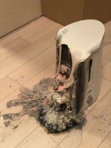 加湿器半夜突着火烧到溶胶超恐怖日网民分享惊险逃生经历