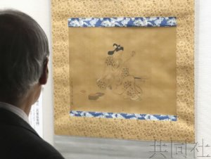 川崎浮世绘画廊开馆 汇集北斋等四千件作品