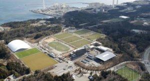 东京奥运火炬传递起点附近再次实施核去污