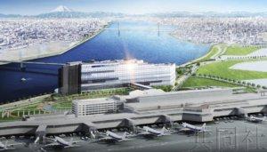 住友不动产将在羽田机场建1717间客房的酒店