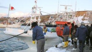 详讯:被俄方带走的日本渔船返回北海道