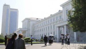 详讯:朝鲜金日成综合大学设有日文专修课程
