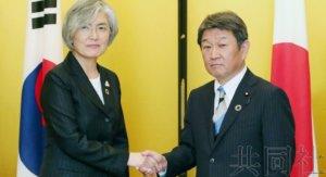 日韩政府协调下周在西班牙举行外长会谈