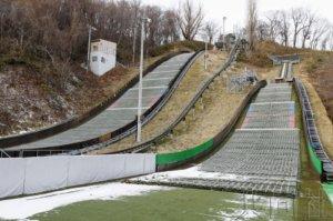 北海道雪量不足令人苦恼 滑雪场与企鹅受影响