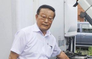 人物:日本工程师致力在中国推广高性能冷冻车