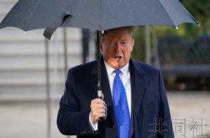 详讯:特朗普称曾要求安倍增加负担美军经费