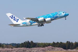 ANA第三架A380将完成交付将扩大成田飞往夏威夷航班