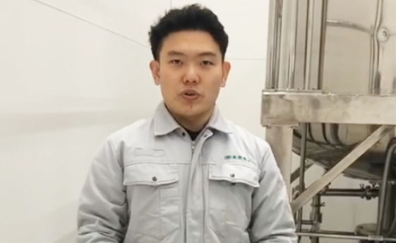 東和化粧品株式会社(劉凱鵬代表) 唐津工場突撃レポート(6)