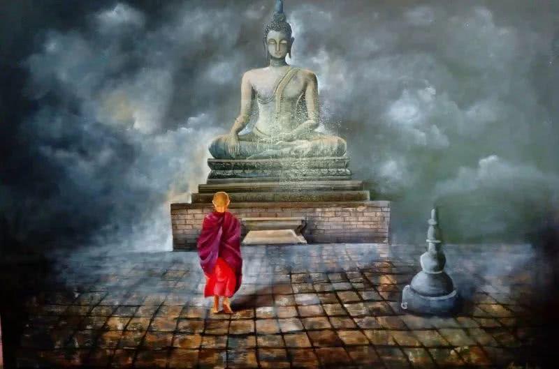 真正的佛法是让你开启慈悲和智慧,纠正那颗歪倒的心!