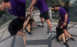 一韩国男性在首尔街上打骂日本女性被判刑1年