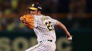 39岁藤川球儿发大愿阪神虎夺冠就宣布引退!