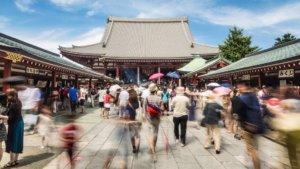 详讯:2019年访日外国游客消费额达4.8万亿日元