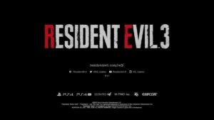 游戏《生化危机3 重制版》复仇女神预告片播出
