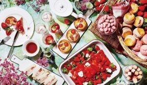 大阪Inter Continental饭店「草莓甜点吃到饱」