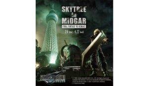 SKYTREE® in MIDGAR FINAL FANTASY Ⅶ REMAKE
