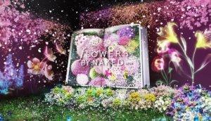 2020年一月就来东京看樱花!NAKED打造日本绝美赏樱圣地「FLOWERS BY NAKED」
