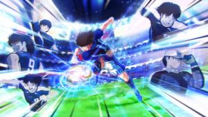 高桥阳一人气足球动画改编《队长小翼》2020年PS4/Switch全新登场