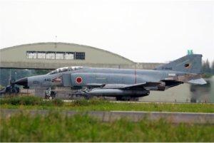 空自开源新招拟拍卖退役F-4装备