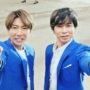 日本天团「岚」松本润、相叶雅纪再度携手拍摄「Je l'aime」洗发精广告,呵护秀发新品上市