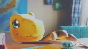 《数码宝贝大冒险》剧场版纪念宣传片 数码兽世界大冒险