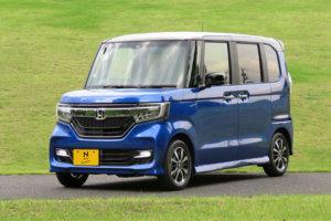 """本田""""N-BOX""""连续3年位居日本新车销量榜首位"""