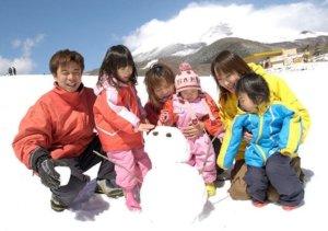 富士山GRINPA冰雪乐园
