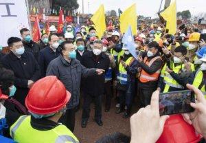 鸿海山西手机零组件厂传延后复工企业因应疫情一览