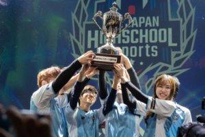日本女高中生夺《英雄联盟》高中冠军,还被搜出曾入选选美决赛