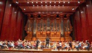 国家交响乐团日本巡演台日音乐家同台献艺